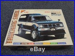 Super Rare! Vintage Nichimo1/20 Toyota Hilux 4wd Trucking Shell Nib