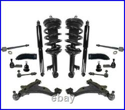 Suspension Chassis Kit for Toyota Tacoma Base Rear Wheel Drive 5 Lug 05-15 16pc