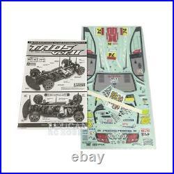 TAMIYA 1/10 Model TOYOTA RC Racing Car Corolla Axio Apr GT TA05 Ver2 58448 KIT