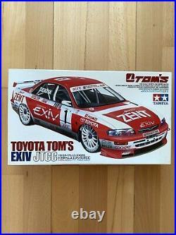 TAMIYA 1 24 Model Kit Toyota Toms Exiv JTCC Sport Car Corona 155