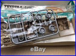 TAMIYA 1/32 1903-500 TOYOTA 4X4 PICKUP motorised vintage mini model car kit