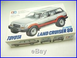 TAMIYA Toyota Land Cruiser 80 VX Limited 1/24 Model Car Kit