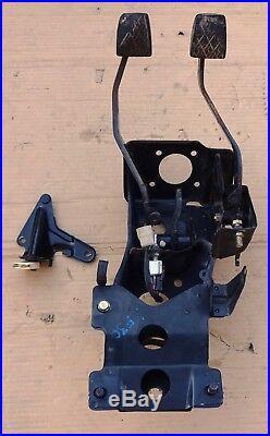 TOYOTA COROLLA KE30 KE36 KE35 SR MODEL 1975 79 4K 1,3cc 8V KIT PEDAL BOX LHD