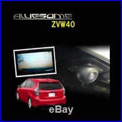 TOYOTA PRIUS alpha Early ZVW40 Model Rear View Camera Kit Japan with Tracking