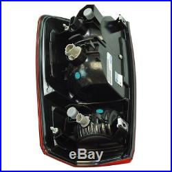 Tail Light Lamp Assembly LH Driver RH Passenger Pair for Toyota Tacoma Pickup