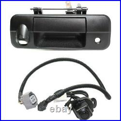 Tailgate Handle Kit Outside 690900C051, 8679034030 for Toyota Tundra 2010-2013