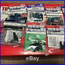 Tamiya 1/10 TOYOTA GT-One TS020 & Option Parts