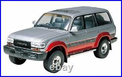 Tamiya 1/24 Sports Car Series No. 107 Toyota Land Cruiser 80 plastic model 24107