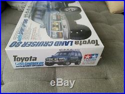 Tamiya 1/24 Sports Car Series No. 122 Toyota Land Cruiser 80 Sports Option Model