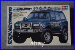 Tamiya 1/24 TOYOTA Toyota Land Cruiser 80