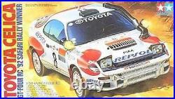 Tamiya 1/24 Toyota Celica GT-FOUR RC model kit 24119