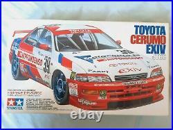 Tamiya 1/24 Toyota Cerumo EXiV JTCC #24150