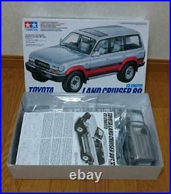 Tamiya 1/24 Toyota Land Cruiser 80 Plastic