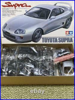 Tamiya 1/24 Toyota third-Supra GT / Toyota Supra (2 sets)