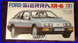 Tamiya 124 Ford Sierra XR-4i Sports Car Model Kit #2452 KIT SEALED IN BAGS