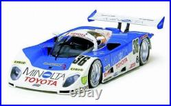 Tamiya 124 Sports Car No. 79 Minolta Toyota 88C-V Plastic Model 24079 From Japan