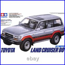 Tamiya 24107 Toyota Land Cruiser 80VX Limited 1/24