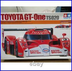 Tamiya 24222 Toyota GT-One TS020 124 Car Model Kit