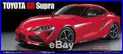 Tamiya 58674 Toyota GR Supra TT-02 RC Kit Car (WITHOUT AN ESC UNIT)