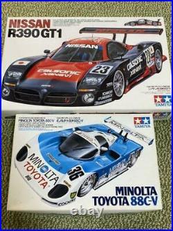 Tamiya Minolta. Toyota 88C-V / Nissan R390GT1 (2 sets)