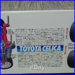 Tamiya RC Car Toyota Celica GT-FOUR Rally