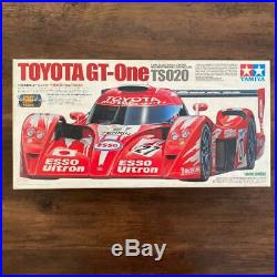 Tamiya RC TOYOTA GT-One TS020