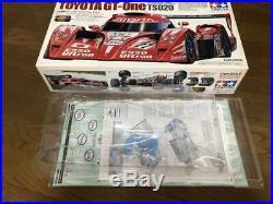 Tamiya RC Toyota GT-One TS020 Body Kit Limited JAPAN