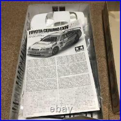 Tamiya TOYOTA CERUMO EXIV JTCC 1/24 Model Kit #14146