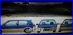 Tamiya Toyota Corolla Fx-gt Rare 1/24 Model Kit Esci, Revell, Fujimi Sealed Box
