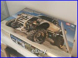 Tamiya Toyota Hilux High Lift 110 Scale RC 4x4 Pick Truck Model Kit 58397
