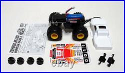 Tamiya Toyota Hilux Monster Racer Jr. RC Wild Mini 4WD Remodeling