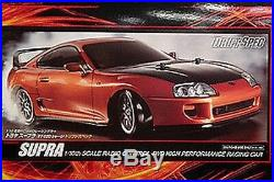 Tamiya Toyota Supra (TT-02D) # 58613