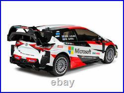 Tamiya Toyota Yaris WRC TT-02 1/10 R/C Model Kit #58659