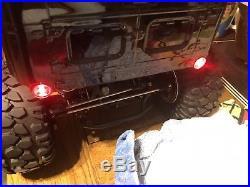 Tamiya toyota Rock crawler Truck CR01 RC ESC