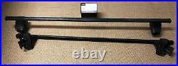 Thule Traverse Foot Pack (Model 480) + locks, bars, & Ford C-Max 1683 fit kit