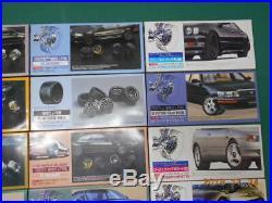 Tire wheel Fujimi 124 bonus one point only 1 Toyota mark GX71 MARK GT TWIN T
