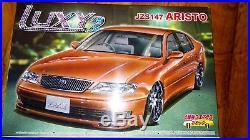 Toyota Aristo (Lexus GS300) Aoshima 1/24 Ultra Rare