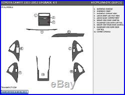 Toyota Camry 2007-2011 Upgrade Kit Only 10 Pcs For All Models