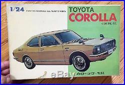 Toyota Corolla Coupe Sl 1/24 Koga Model Kit