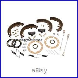 Toyota Forklift Brake Shoe Service Kit Model 42-6fgu25 Minor Parts #6fgu25mnr