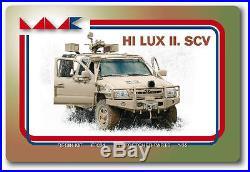 Toyota HI LUX II. SCV 1/35 resin MK models MKF3031