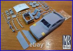 Toyota KE17 Sprinter 1/24 Scale Resin Kit