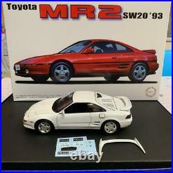 Toyota Mr2 Sw20 1/24 Model Car