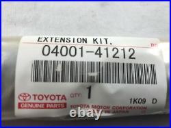 Toyota OEM Steering Extension Kit 04001-41212 Factory Various Models