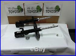 Toyota Rav4 2009-2012 OEM Genuine New Base & Limited Model Front Struts
