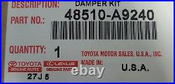 Toyota Sienna 04-06 FWD Front & Rear Shock Absorber Set Kit Genuine OEM OE