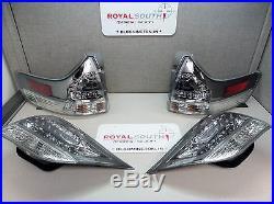 Toyota Sienna 2011 2016 SE Tail Light Lamp Set Kit Genuine OEM OE