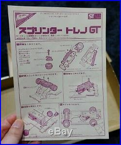 Toyota Sprinter Trueno Gt 1/28 Nichimo Model Kit