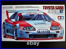 Valuable! TAMIYA 1/24 TOYOTA SARD Supra GT So Cool