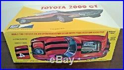 Vintage MPC 1/25 Toyota 2000 GT
